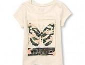 Place ֆիրմայի աղջկա ամառային շապիկներ ` 3֊4տ