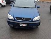 Opel zafira 2.2l nor texadrvac gaz. nor bervac, 2002թ․