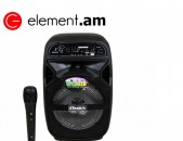 Բարձրախոս Bluetooth OM&S OM-703 / dinamik kalonka nvagarkich