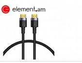 HDMI Լար |BASEUS CADKLF-E01 1մ / hdmi cabel lar