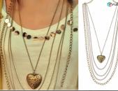 Nor bronzaguyn vznoc, վզնոց, цепь, ожерелье