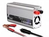 Ինվերտոր TBE 1000W / 12V-220V/ invertor TBE 1000W / 12V 220V инвертр/Ինվերտր նոր/inverter