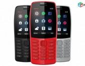 NOKIA 210 մոդելի հեռախոս Առաքումը երևանի մեջ անվճար է