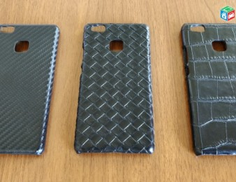 Huawei P9 Lite heraxosneri chexolner lriv nor Carbon, Crockodile , hyusq