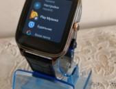 Asus Zenwatch 2 smart watch մի քանի անգամ օգտագործված, նորից չի տարբերվում: