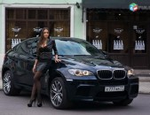 PRAKAT    ավտովարձույթ  BMW   X6