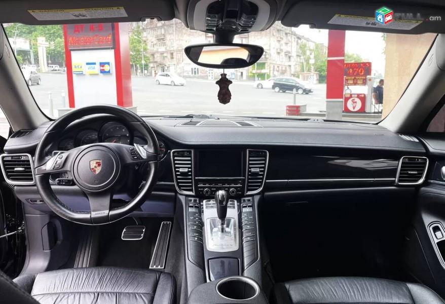 Porsche Panamera, 2011թ. իդեալական, կերամիկապատ