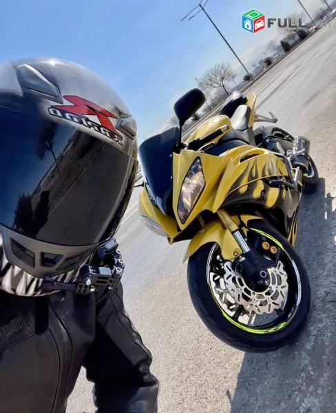 Yamaha R6 Yellow Edition Limidet իդեալական վիճակ
