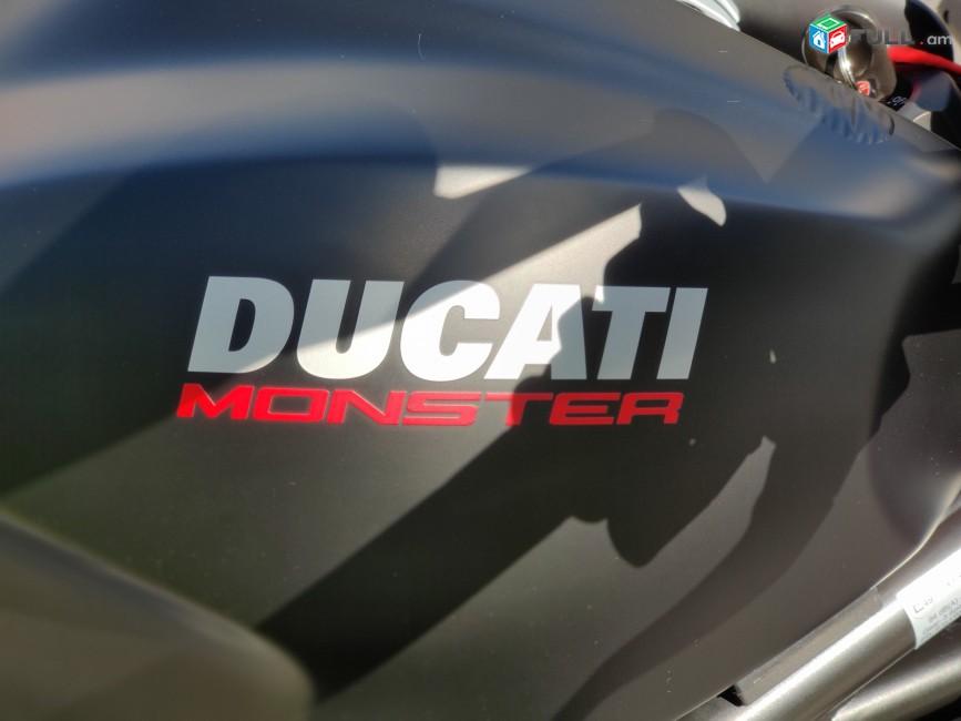 Ducati Monster 797 Dark Stealth