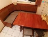 Խոհանոցի անկյունակ ugalok