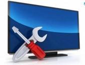 Veranoroqum Service TV LED,  windows 7 8 10 noutbook comp format формат компьютера