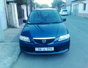 Mazda Premacy , 2002թ.