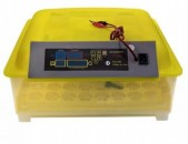 Ինկուբատոր 56 ձվի Full Ավտոմատ Inkubator инкубатор