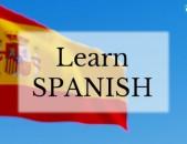 Ispanereni parapmunqner/ իսպաներենի դասընթացներ/ իսպաներեն