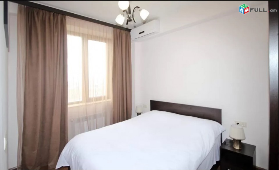LA01208  Վարձով 2 սենյականոց բնակարան Բյուզանդի փողոց ,նորակառույց շենք