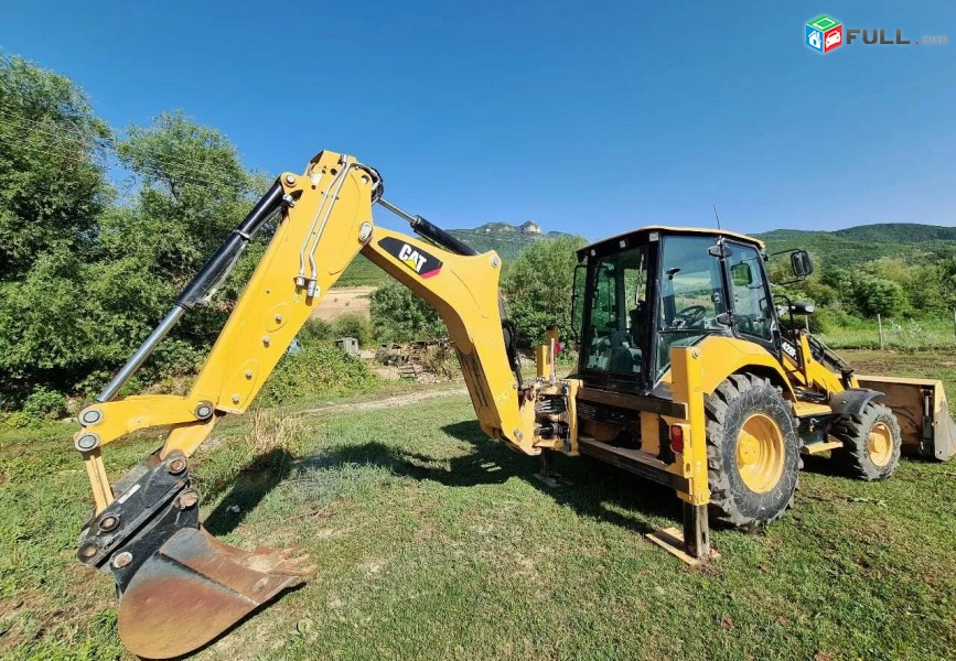 Caterpillar CAT 428 F2 2020թ