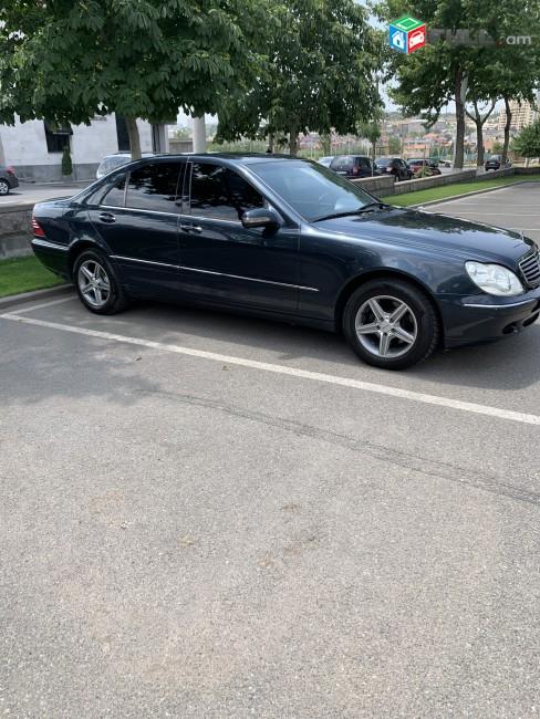 Mercedes-Benz -    S 320 , 1999թ.