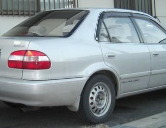 Toyota Corolla , 1997թ.