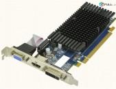 Video Card Gigabyte vga hdmi dvi 1GB 64BIT վիդեո քարտ