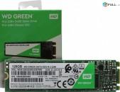 M2 ssd wd green 120 gb