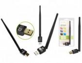 Wi-Fi ընդունիչ wireless 600mbps USB 2.0