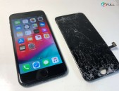 IPhone 7 7plus 6 6s 8 8 Plus գործարանային էկրան + տեղադրում