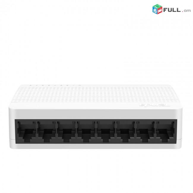 Router Wifi sarq Tenda S108 8 Port