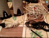 Zapchast / Dinamik, spliter, web kamera, larer, vintilyator, modem