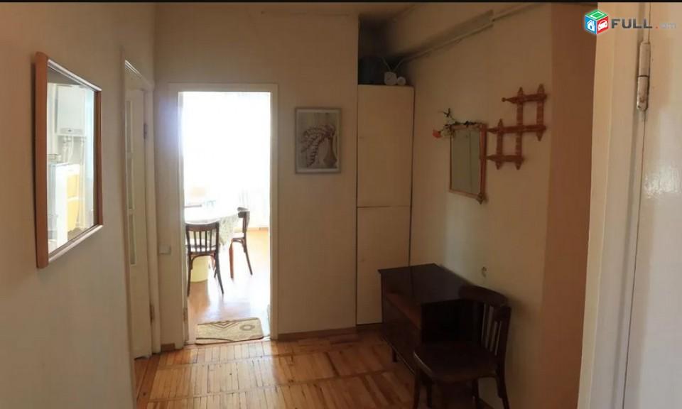 AK0834 Վարձով 3 սենյականոց բնակարան Աղբյուր Սերոբ փողոցում