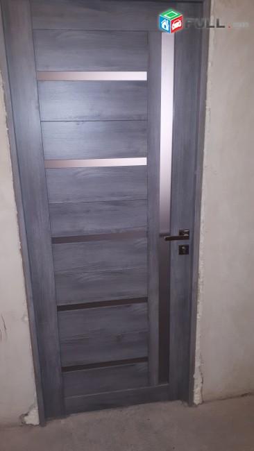 Դռների տեղադրում