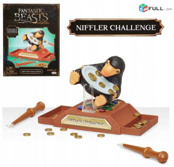 Harry Potter Fantastic Beasts Niffler Challenge Game