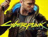 PS4 PS5 Playstation 4 Playstation 5 Cyberpunk 2077 նոր փակ տուփ nor disk pak tup