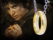 Lord of the Rings Մատանիների Տիրակալը զարդերի հավաքածու