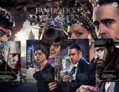 Harry Potter Fantastic Beasts կախարդական փայտիկ