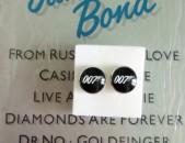 James Bond 007 Cufflinks (Запонки)