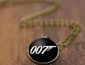 James Bond 007 վզնոց + թևնոց