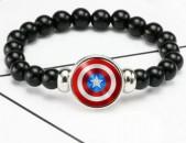 Captain America Cufflinks (Запонки) + թևնոց