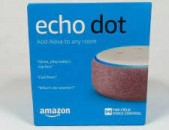 Amazon Echo Dot 3 սմարթ բարձրախոս
