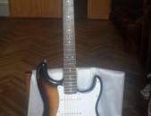 ՍԱԿԱՐԿԵԼԻ էլեկտրական կիթառ Fender Squier Bullet Strat gitar elektrakan гитара guitar