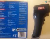 RYOBI դիստանցիոն ջերմաչափ ինֆրակարմիր термометр инфракрасный
