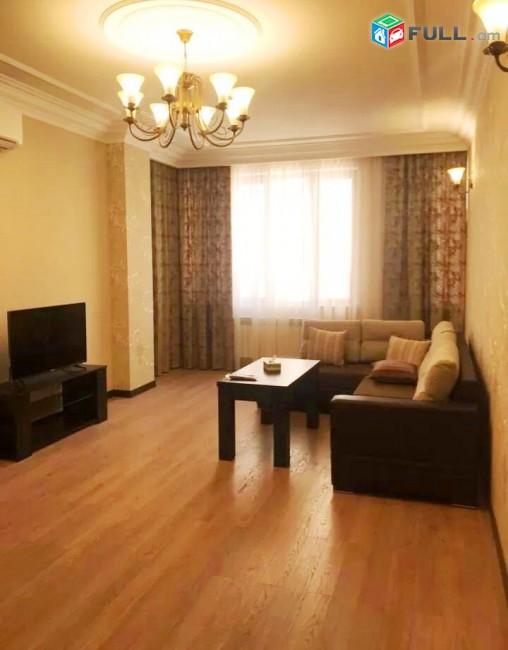 Կոդ 052155  Սայաթ Նովա նորակառույց 3 սեն. բնակարան / for rent Sayat Nova st.