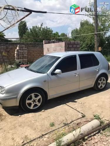 Volkswagen Golf 4. 1.8, 20klapan 1998թ.
