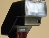 Canon 300EZ Speedlite Flash .