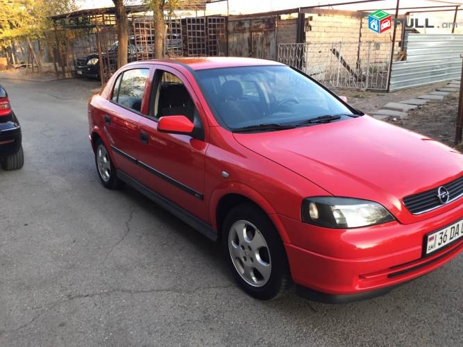 Opel Astra , 1999թ.