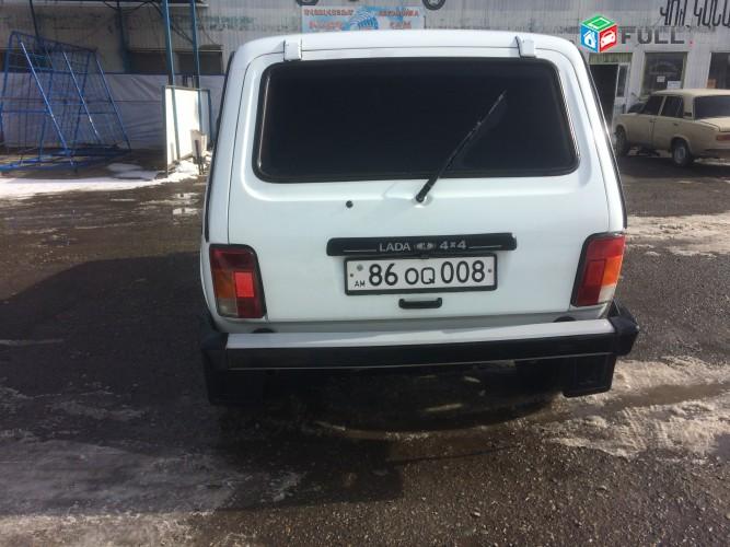 VAZ(Lada) 2121 , 2006թ.