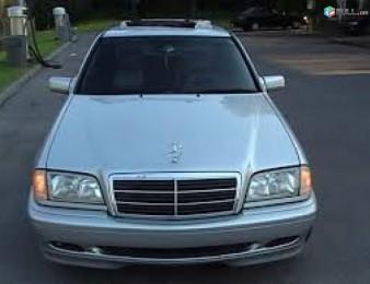 Mercedes-Benz -     C 200 , 2000թ.