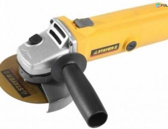 Stayer sag-125-750 բալգարկա / balgarka ցանկացած գործիք