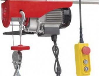 ЗУБР ЗЭТ-500 250կգ-900վտ Тельферы электрические / telfer ների ՄԵԾ ՏԵՍԱԿԱՆԻ
