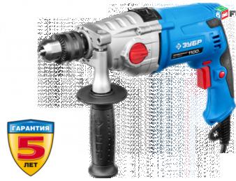 ЗУБР ЗДУ-850 ЭРММ2 Հարվածային դռել 850Վտ / Drel – udarni /