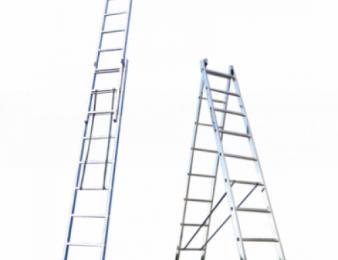 ALUMET 5210 Աստիճան ալյումինե 4.78մ /  astichan / astijan